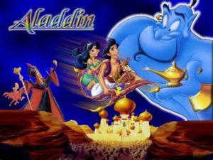 Aladdin medley per banda