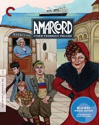 Amarcord, Fellini, Rota