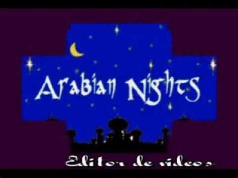 Notti d'oriente