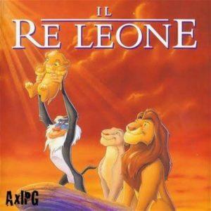 Il re leone - banda