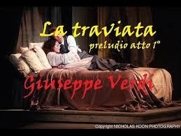 Preludio atto I° La Traviata